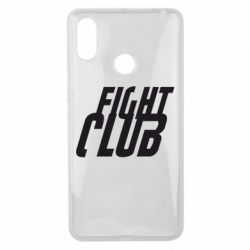 Чехол для Xiaomi Mi Max 3 Fight Club - FatLine