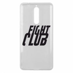 Чехол для Nokia 8 Fight Club - FatLine