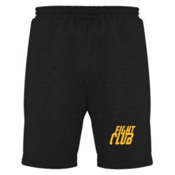 Мужские шорты Fight Club - FatLine
