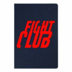 Блокнот А5 Fight Club - FatLine