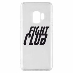 Чехол для Samsung S9 Fight Club - FatLine