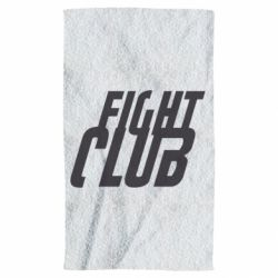 Полотенце Fight Club - FatLine