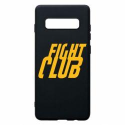 Чохол для Samsung S10+ Fight Club