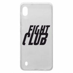 Чохол для Samsung A10 Fight Club