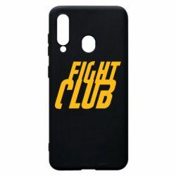 Чохол для Samsung A60 Fight Club