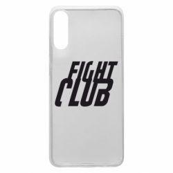 Чохол для Samsung A70 Fight Club