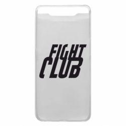 Чохол для Samsung A80 Fight Club