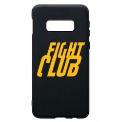 Чохол для Samsung S10e Fight Club