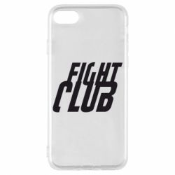Чехол для iPhone 7 Fight Club - FatLine