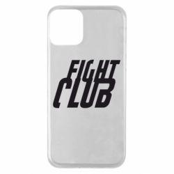 Чохол для iPhone 11 Fight Club