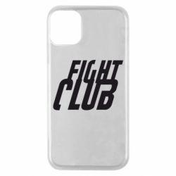 Чохол для iPhone 11 Pro Fight Club