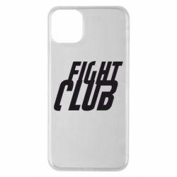 Чохол для iPhone 11 Pro Max Fight Club