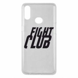 Чохол для Samsung A10s Fight Club