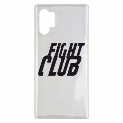 Чохол для Samsung Note 10 Plus Fight Club