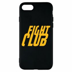 Чехол для iPhone 8 Fight Club - FatLine