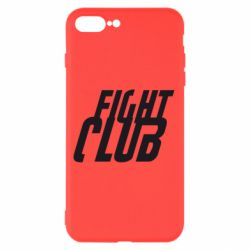 Чехол для iPhone 8 Plus Fight Club - FatLine