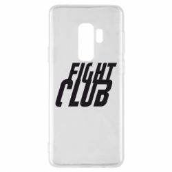 Чехол для Samsung S9+ Fight Club - FatLine