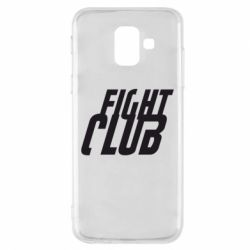 Чехол для Samsung A6 2018 Fight Club - FatLine