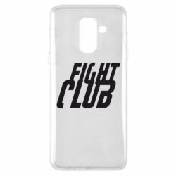 Чехол для Samsung A6+ 2018 Fight Club - FatLine