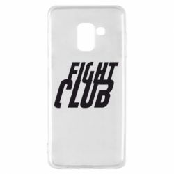 Чехол для Samsung A8 2018 Fight Club - FatLine