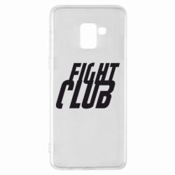 Чехол для Samsung A8+ 2018 Fight Club - FatLine