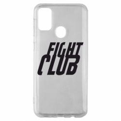 Чохол для Samsung M30s Fight Club
