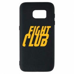 Чехол для Samsung S7 Fight Club - FatLine