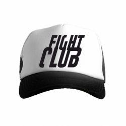 Дитяча кепка-тракер Fight Club
