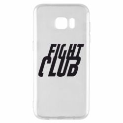 Чехол для Samsung S7 EDGE Fight Club - FatLine