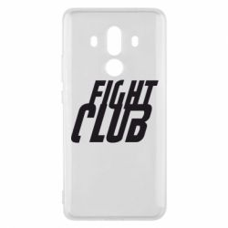 Чехол для Huawei Mate 10 Pro Fight Club - FatLine