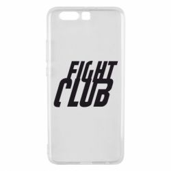 Чехол для Huawei P10 Plus Fight Club - FatLine