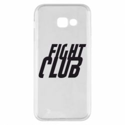 Чехол для Samsung A5 2017 Fight Club - FatLine