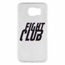 Чехол для Samsung S6 Fight Club - FatLine
