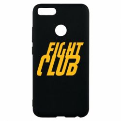 Чехол для Xiaomi Mi A1 Fight Club - FatLine