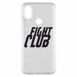Чехол для Xiaomi Mi A2 Fight Club - FatLine