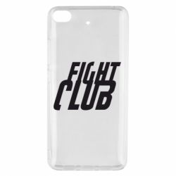 Чехол для Xiaomi Mi 5s Fight Club - FatLine