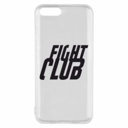 Чехол для Xiaomi Mi6 Fight Club - FatLine