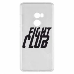 Чехол для Xiaomi Mi Mix 2 Fight Club - FatLine