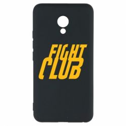 Чехол для Meizu M5 Fight Club - FatLine