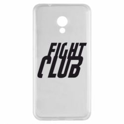 Чехол для Meizu M5s Fight Club - FatLine