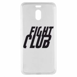 Чехол для Meizu M6 Note Fight Club - FatLine