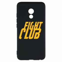 Чехол для Meizu Pro 6 Fight Club - FatLine