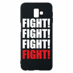 Чехол для Samsung J6 Plus 2018 Fight!