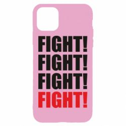 Чехол для iPhone 11 Fight!