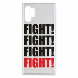 Чехол для Samsung Note 10 Plus Fight!