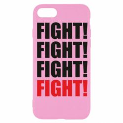 Чехол для iPhone 7 Fight!