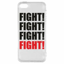 Чехол для iPhone5/5S/SE Fight!