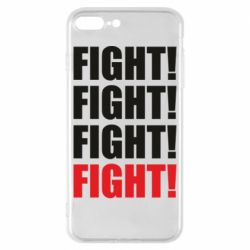 Чехол для iPhone 8 Plus Fight!