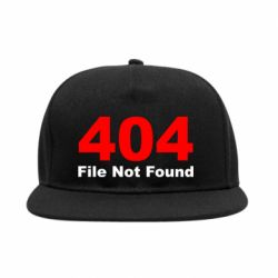 Снепбек File not found