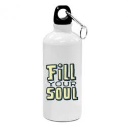 Фляга Fill your soul
